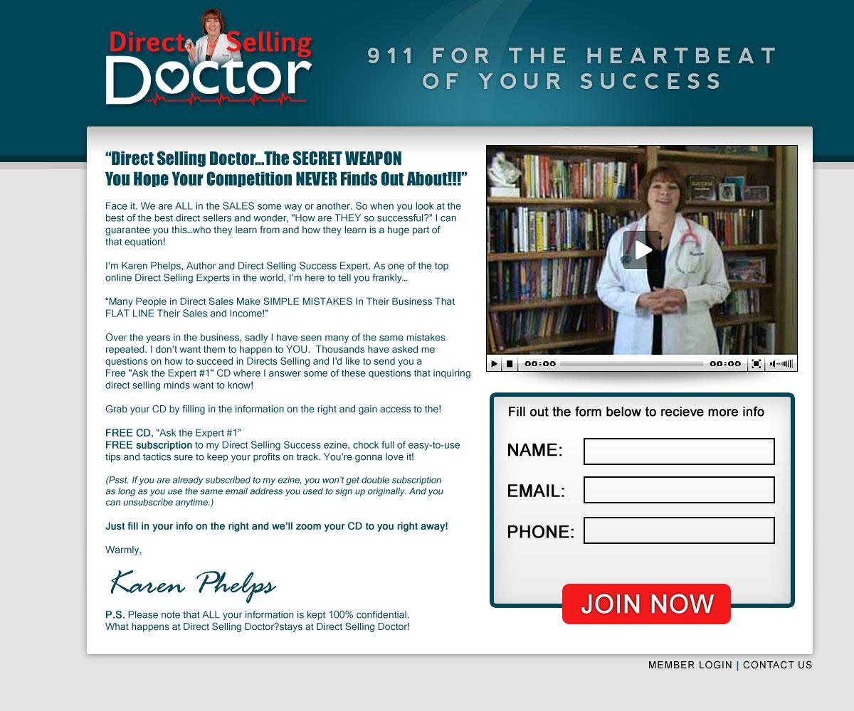 Direct Selling Doctor