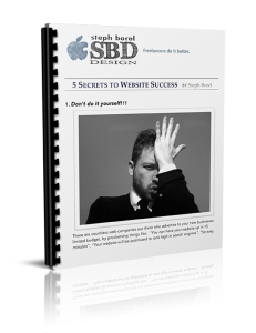 5 Secrets to Website Success